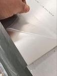 6061韩铝拉丝贴膜板