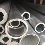 宜城厚壁铝管/6061无缝铝管切割