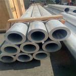 咸宁厚壁铝管/6061无缝铝管切割