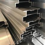江山6063铝方管现货厂家规格齐全