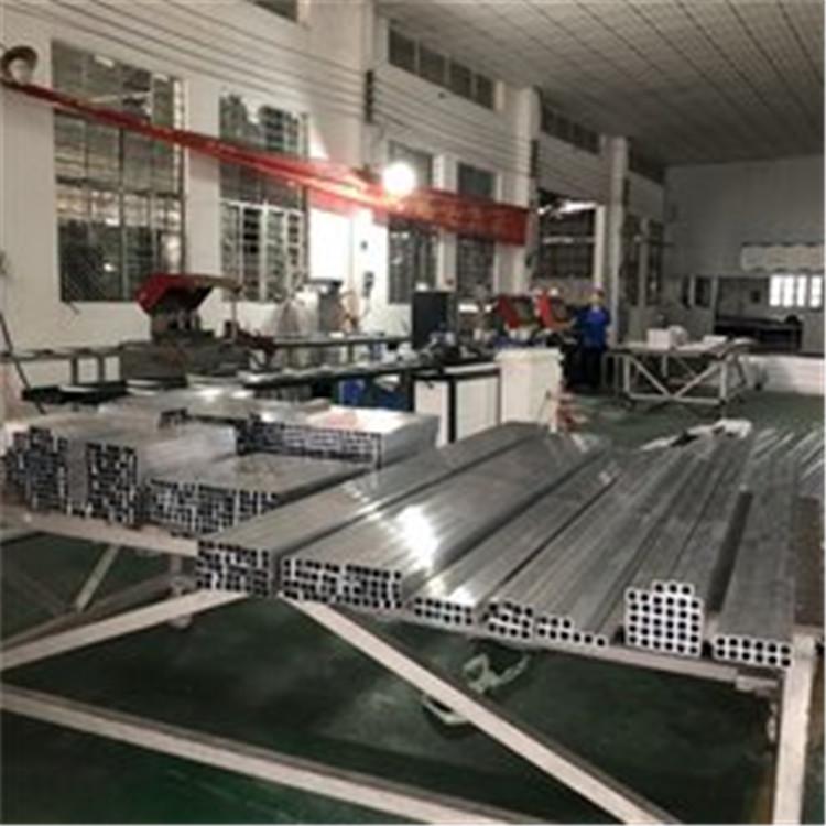 6061厚壁鋁方管/6063厚壁鋁管價格