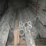 6061鋁排/6063T5合金鋁管報價