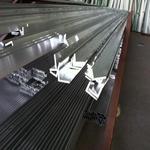 1060角鋁表面光亮/合金槽鋁