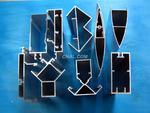 生产大型断面幕墙型材+工业型材