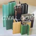 海達生產門窗幕墻型材 工業型材 太陽能型材 散熱器型材 通用型材