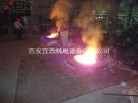 一拖二中頻鋁鎂熔煉爐