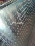 西南五條筋花紋鋁板 5052防滑鋁板