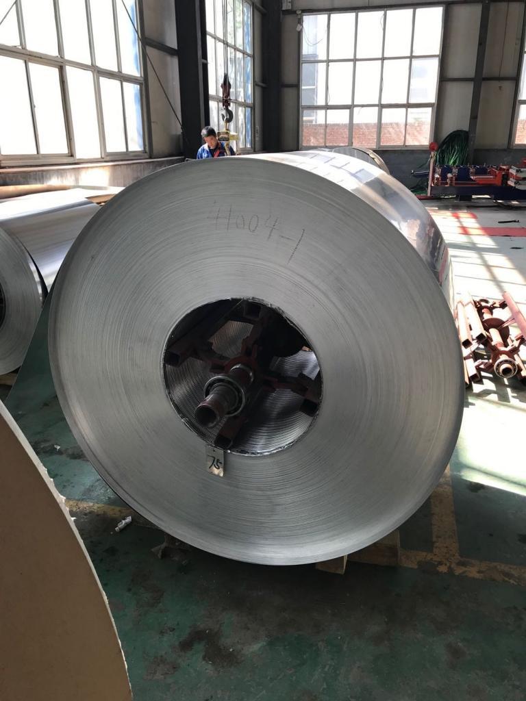 化工廠用1毫米保溫鋁卷-廠家