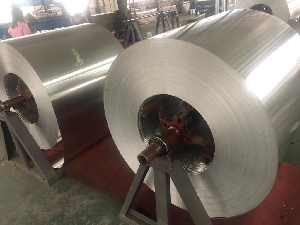 處理0.9毫米保溫鋁卷-多少錢一平方