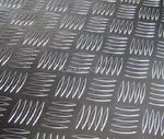 5754花纹铝板、五条筋花纹铝板