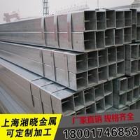供应厚壁铝管 100*80*10铝方管