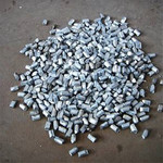 9mm鋁顆粒生產工藝規格10*10mm鋁鋁丸