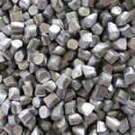 10mm脫氧鋁粒現貨規格10*10mm鋁段
