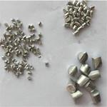 5mm鋁段現貨規格10*10mm鋁顆粒
