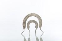 铝材散热器梳子型散热片