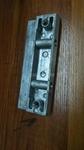 東莞母線槽配件鋁鑄件鋁鑄堵頭