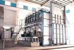 供應鋁棒鑄造模爐、熔鋁爐、時效爐、退火爐