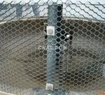 蘇州良機冷卻塔進風網