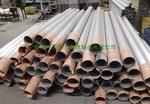 出售,小铝管,铝盘管,散热铝管
