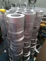 挤压铝件 法兰盘 大直径铝锻件