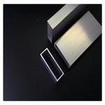 现货直角铝棒铝角 合金厚壁角铝