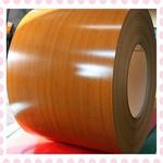 木纹铝卷板 3003氟碳喷涂铝板