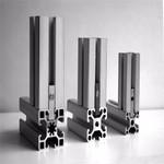 凈化鋁型材 移動廁所鋁型材 鋁槽