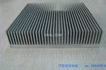 江阴诺信铝厂供应梳子型散热器型材