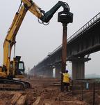 珠海市拉森鋼板樁圍堰施工方案