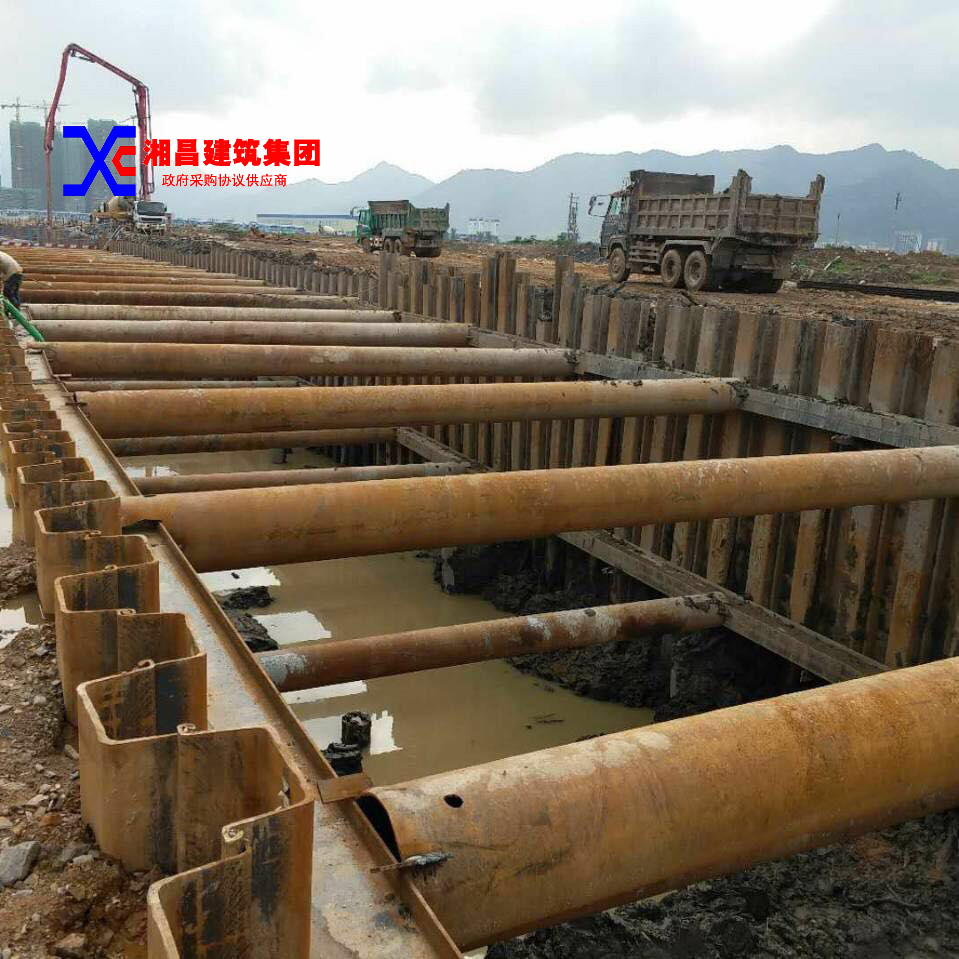 广州市钢板桩租赁价格