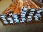 厂家定制多种颜色及手感木纹铝型材
