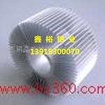 6063異形鋁合金散熱器型材