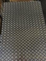 7075花纹板5754防滑铝板