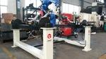 童车铝车架焊接