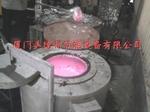 低电力电磁感应压铸加热炉