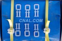 廈門漳州PP打包扣、塑鋼扣、打包扣、塑料打包扣、包裝扣、鐵皮打包扣
