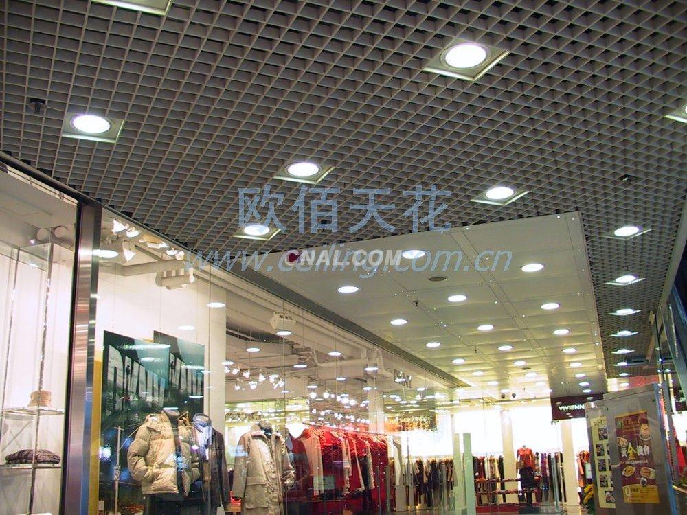 展厅天花吊顶效果图展厅会展场所 南京软膜天花厂家价格