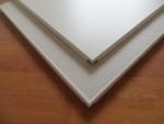 金属喷涂微孔铝扣板 铝天花