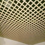 鋁格柵吊頂 室內鋁格柵廠家