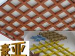 河北鋁格柵吊廠家|三角形鋁格柵