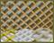 木纹铝格栅报价 铝格栅天花尺寸