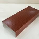 50*150木纹转印铝方通型号规格