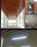 3D木紋鋁方通廠家,優質鋁方管
