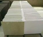 白色喷砂玻纤板 玻纤消音天花板