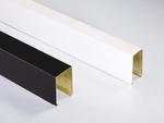 木紋鋁方通吊頂-50*100鋁方通價格