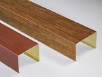 金属木纹铝方通厂家,铝方通订做