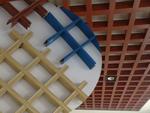 50×150鋁格柵,木紋鋁格柵吊頂