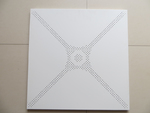 铝扣板 防水铝天花 方形铝扣板