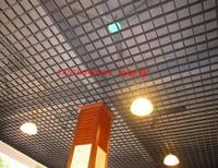 铝格栅吊顶铝天花板葡萄架格兰格栅
