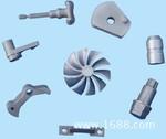 軍工硅溶膠精密鋁鑄件